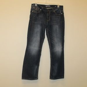 Men seven jeans straight leg 36 x 30 100 % Cotton